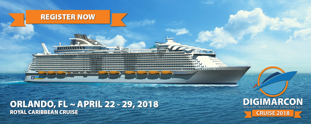 DigiMarCon Cruise 2018 Register