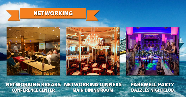 Digimarcon Cruise Networking