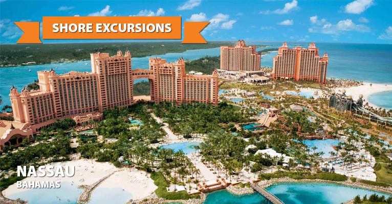 Digimarcon Cruise Shore Excursions Nassau Bahamas