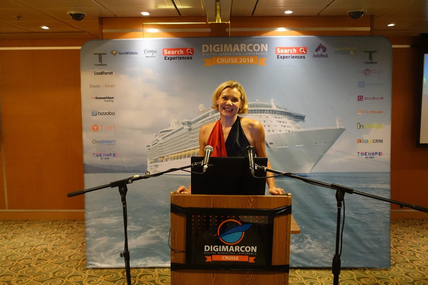 DigiMarCon Cruise 2019