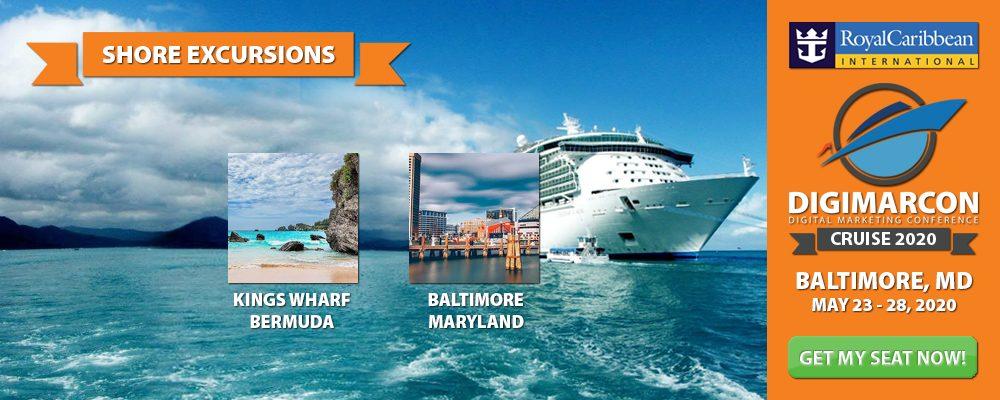 Digimarcon Cruise Shore Excursions